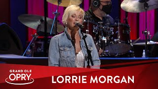 Lorrie Morgan - Something in Red   Live at the Grand Ole Opry