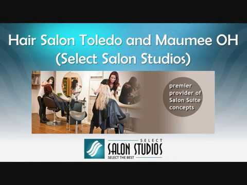 Hair Salon Toledo and Maumee OH (Select Salon Studios)