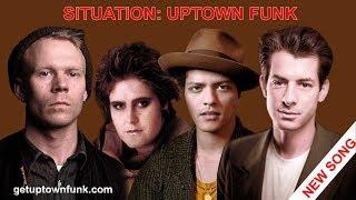Situation: Uptown Funk,  Yazoo - Bruno Mars & Mark Ronson