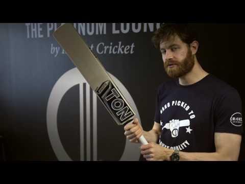 TON Platinum Classic Cricket Bat