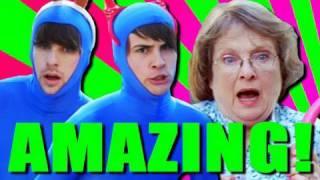 My Mom's AMAZING Video!