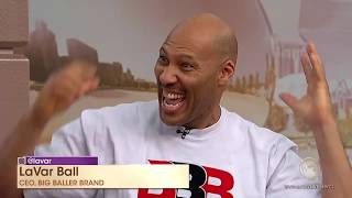Lavar Ball Doubles Down on Claims he can Beat Michael Jordan