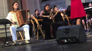 Marco Lo Russo Rouge - L. Bacalov - El Cartero Il Postino, Marco Lo Russo and Havana Orchestra Made