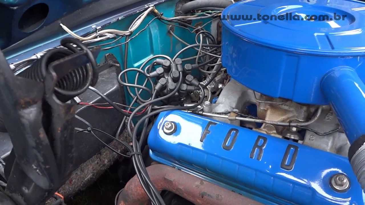 Tonella - Galaxie 1970 Regulagem Rapida 1/2 - Smashpipe Autos Video