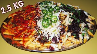 Totally Fried Food Challenge in Dublin!! (Loaded Fries)