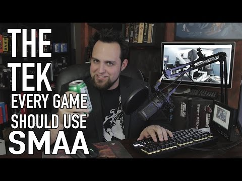 Baixar The Tek 0158: Every Game Should Use SMAA