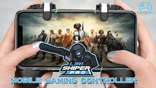 L1R1 Sniper Pro: 4-in-1 Mobile Gaming Controller