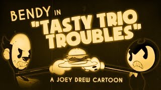Bendy Cartoon - Tasty Trio Troubles