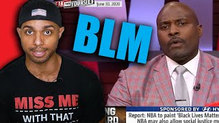 Speak for Yourself Marcellus Wiley EXPOSES BLM ORGANIZATION