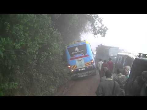 Ngorongoro Traffic Jam, Tanzania