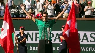 BNP Paribas Open 2017: La Historia de Indian Wells