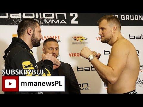 Babilon MMA 2: Michał Orkowski wykorzysta szansę awansu w walce z Szymonem Kołeckim
