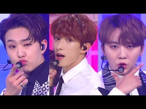 《Special Stage》 BSS(부석순)(SEVENTEEN) - Just do it(거침없이) @인기가요 Inkigayo 20180325