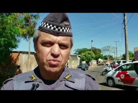 Homicídios: PM faz operação na zona Sul de Marília