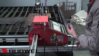 HNC 1500W J portable cnc cutting machine