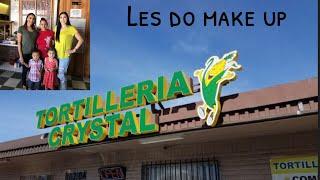 Les Do Makeup Family Restaurant