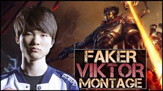 Faker Montage - Best 維克特