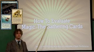 MTG - How To Evaluate Magic: The Gathering Cards (Eldritch Moon Preview / Spoiler Card)