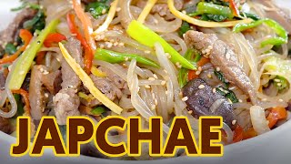 How to Cook Japchae