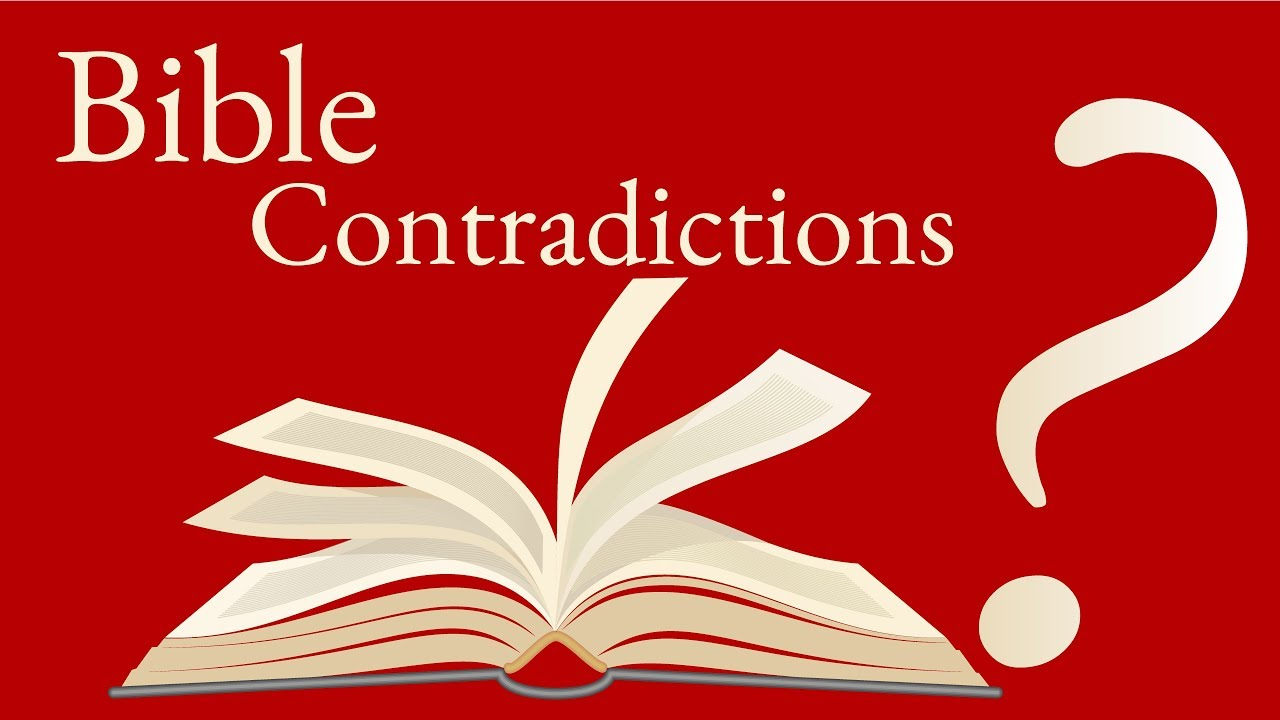 Apparent Bible Contradictions