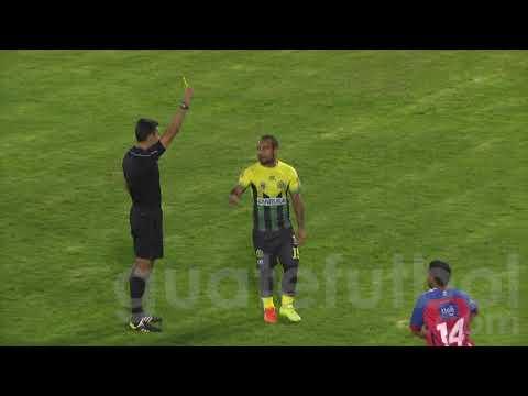 Deportivo Guastatoya vs CSD Xelaju MC