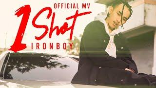 """IRONBOY - """"1SHOT"""" [Official MV]"""