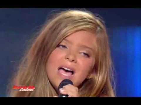 Caroline - Incroyable talent 2008 - 12 ans - Titanic