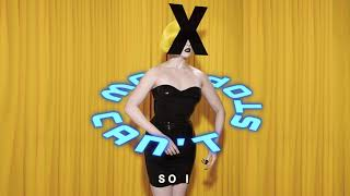 Allie X –Can't Stop Now (Official Lyric Video)