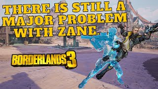 There Is Still A MAJOR Problem With Zane the Operative.....