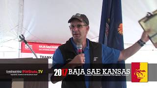 'Welcoming Ceremony  ///  2017 Baja SAE Kansas