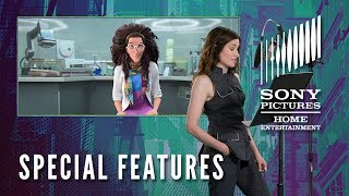 """SPIDER-MAN: INTO THE SPIDER-VERSE """"Kathryn Hahn as Doc Ock"""" Now on Blu-Ray & Digital!"""