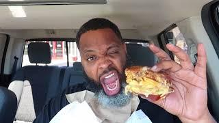 Smashburger DOUBLE DARE Burger