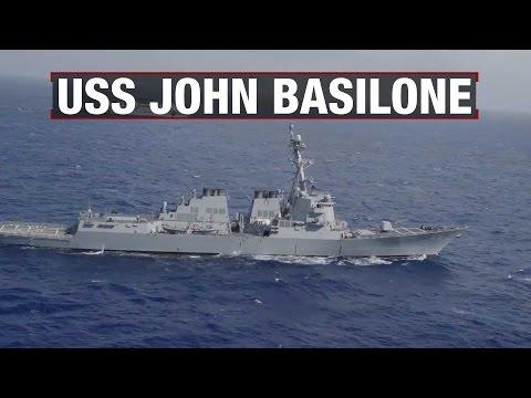 USS John Basilone (DDG-122)
