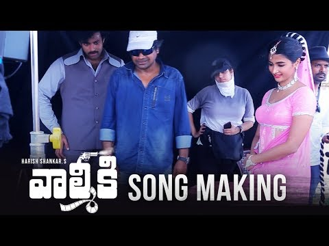 Velluvachi-Godaramma-Song-Making---Valmiki