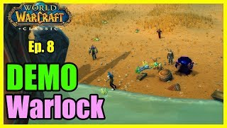 Longshore group questing! Demo Ep #8 [Classic World of Warcraft Demo Let's Play]