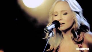 Close your eyes, give me your hand, darling; Matt&Caroline