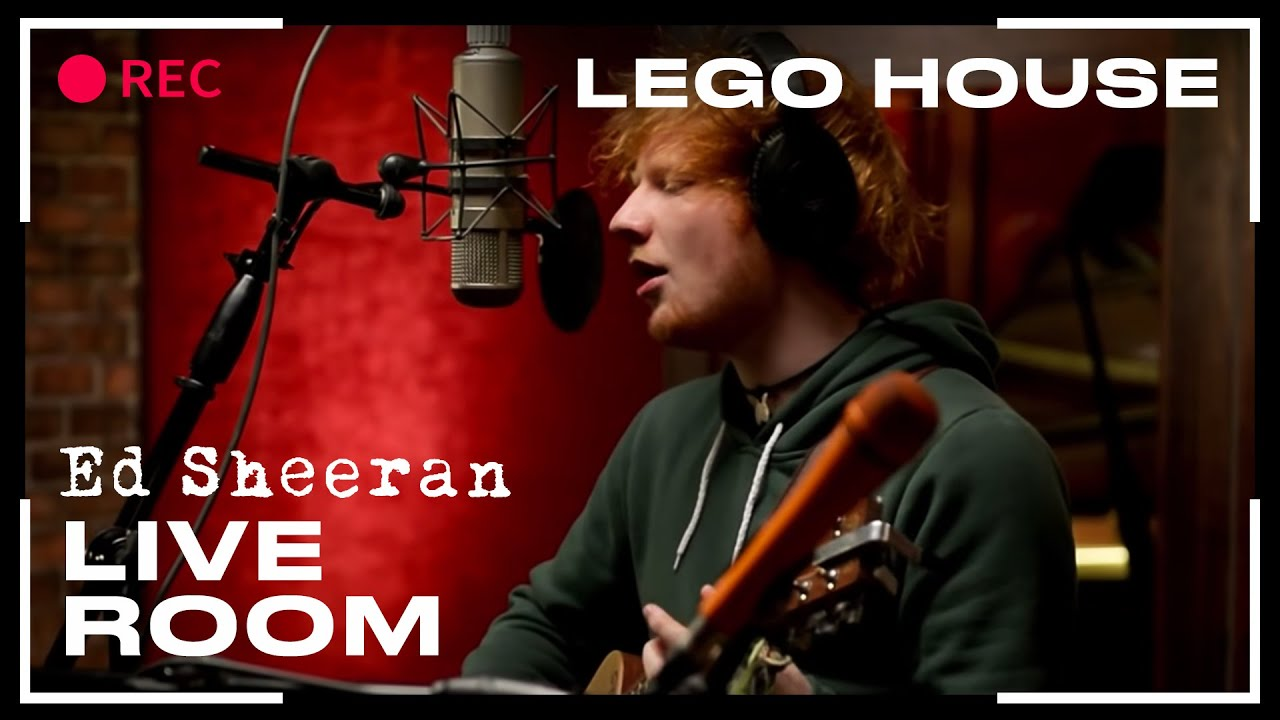"""""""Lego House"""" Captured In The Live Room"""