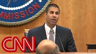 FCC overturns net neutrality regulations