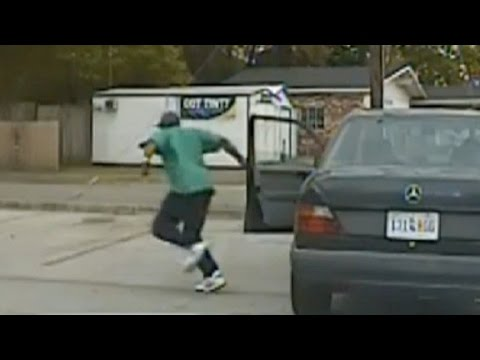 Dash Cam Footage Shows Moments Before Shooting Of Walter Scott!