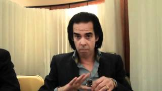 LAWLESS Cannes Interview - John Hillcoat & Nick Cave - Part 1