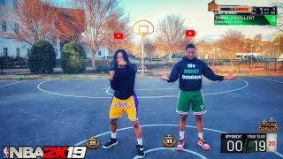 This is NBA 2K19 in real life! Everything wrong with 2k19! Best builds on NBA 2K19, PUSHING AND MORE