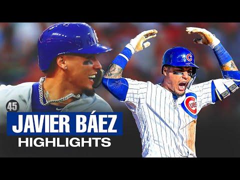 Javy Báez - Recent Highlights (El Mago does it all!)