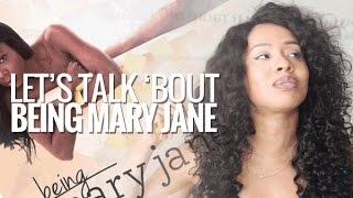 Being Mary Jane Season 3 Premiere Review   I've Got Questions & Thoughts   Jouelzy