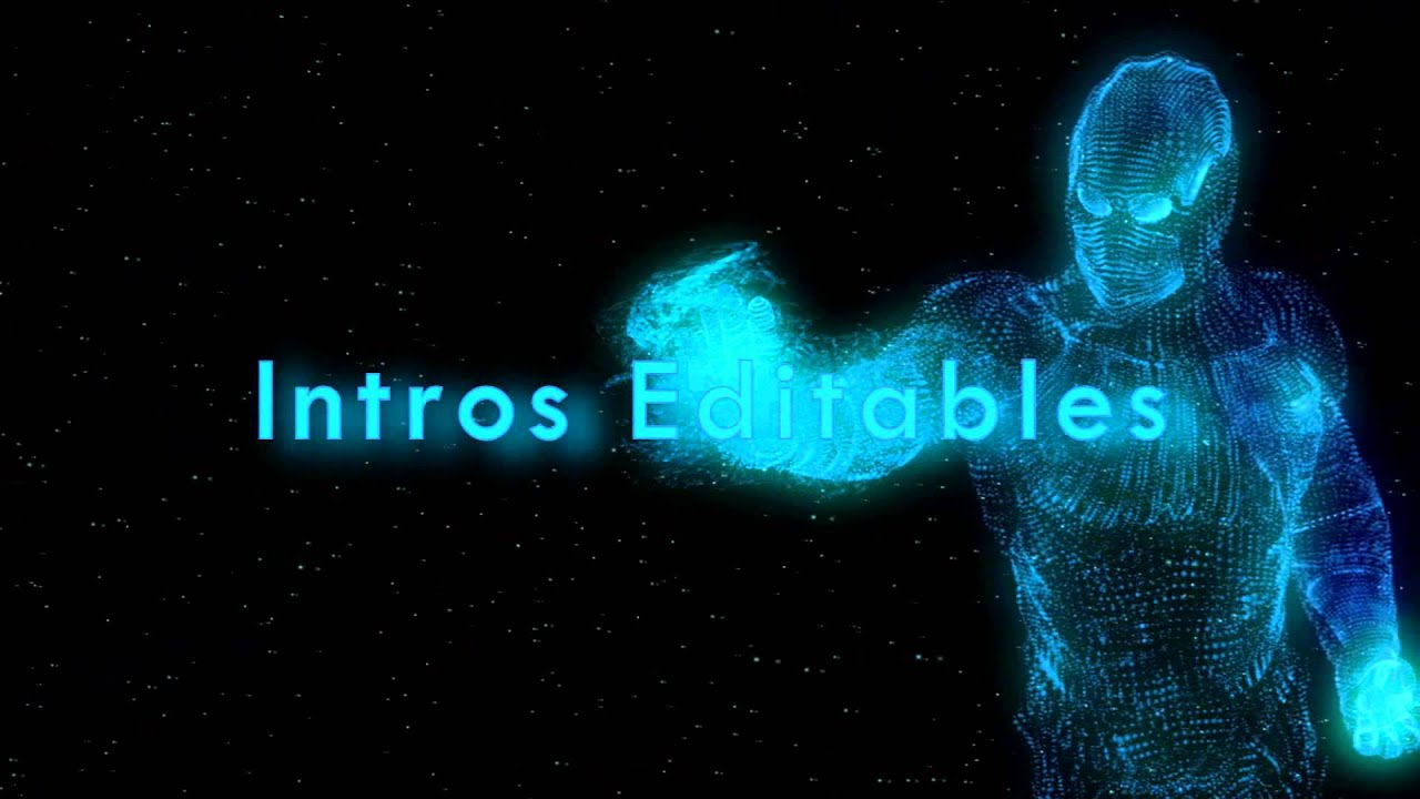 Intro iron man editable template sony vegas hd youtube for Sony vegas pro 9 templates free download