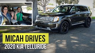 2020 Kia Telluride – The New King of Family SUVs?