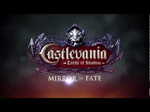 Castlevania Lords of Shadow - Mirror of Fate Release Date Trailer VGA 2012 | HD 2012
