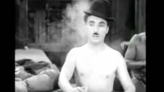 Charlie Chaplin - City lights 6 _ 8 part.