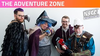 The Adventure Zone Interview | The Crystal Kingdom Graphic Novel