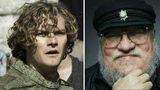 George R.R. Martin on Writing Gay Characters