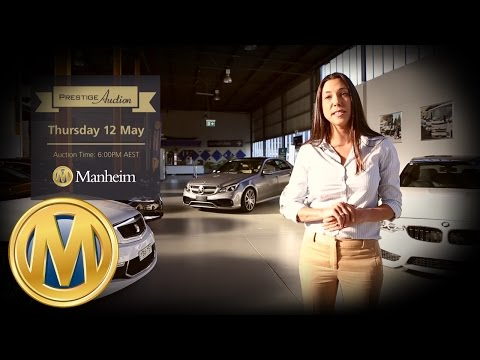 Sydney Prestige Car Auction - 12 May 6PM